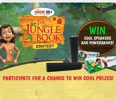The Jungle Book Contest