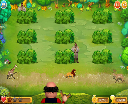 Play Motu Patlu King Of Kings on nickindia.com. Help Motu & Patlu save the jungle by distracting Narsimha