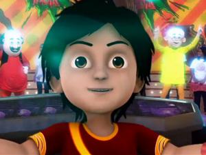 Kids Choice Awards with Shiva