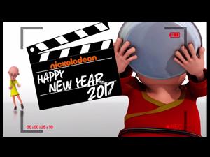 Motu Patlu New Year Wishes