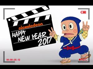 Ninja Hattori New Year Resolution