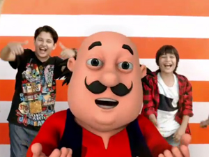 Vote now for the KCA with Motu Patlu