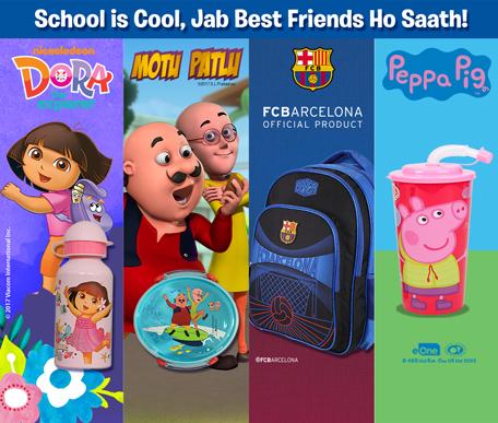 School Is Cool, Jab Best Friends Ho Saath!