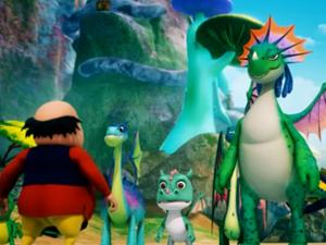 Motu Patlu In Dragon World
