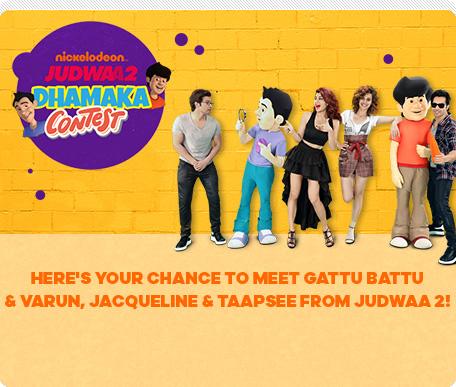 Judwaa 2 Dhamaka Contest