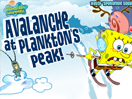 Avalanche at Plankton`s Peak!