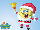 Spongebob Santa