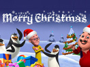 Christmas e-card - Motu Patlu