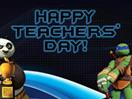 Teachers' Day E-card