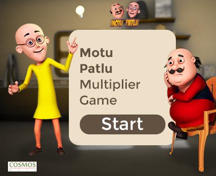 Play Motu Patlu Multiplier on nickindia.com. Play the Motu Patlu Multiplier Game and help them reach 2048