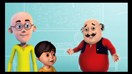 School is cool with Motu Patlu and Dora