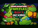 Teenage Mutant Ninja Turtles: Kickin' It Old School