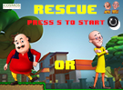 Motu Patlu to the rescue