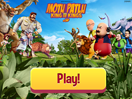 Play Motu Patlu King Of Kings Game 2 | on nickindia.com. Help Motu & Patlu save and pass through the jungle by taking power ups on the way. Make sure you don't collide with Narsimha