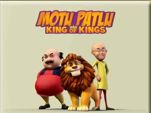 Motu Patlu King Of Kings Game 3