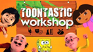 Nickelodeon Toontastic Workshop After Video