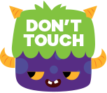 don't-touch